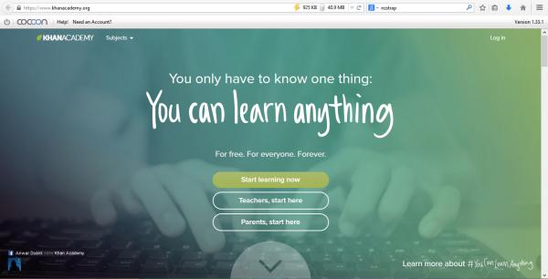 helmyashar-Khan_Academy-15 Website Ini Akan Membuatmu Semakin Pintar