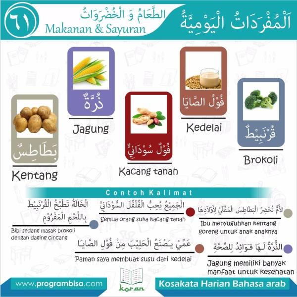 kosakata harian bahasa arab 61