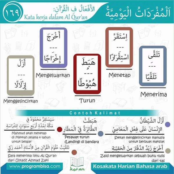 kosa kata harian bahasa arab 169