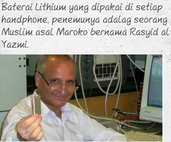 Profesor Rachid Yazami (2)