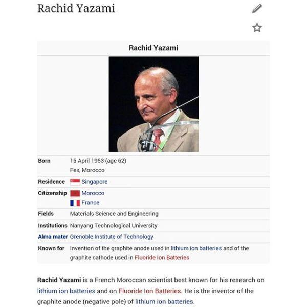 Profesor Rachid Yazami (3)